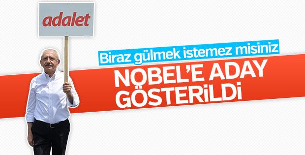 Gürsel Tekin: Kılıçdaroğlu Nobel'e aday gösterildi
