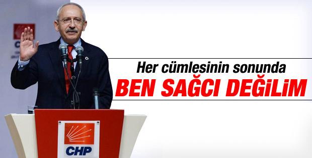 Kemal Kılıçdaroğlu'nun kurultay konuşması İZLE