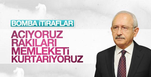 Kılıçdaroğlu parti örgütünü içki konusunda uyardı