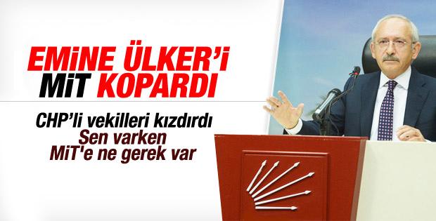 Kemal Kılıçdaroğlu'nun sözleri CHP'yi karıştırdı