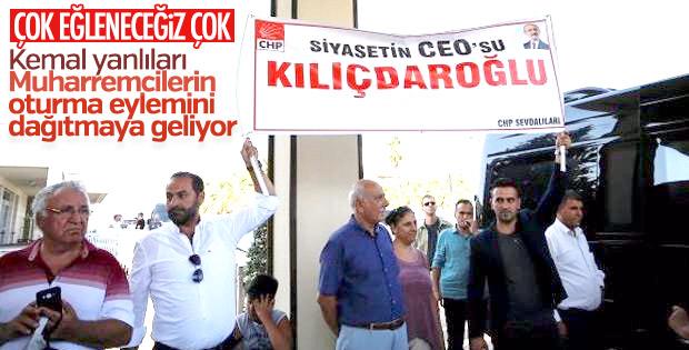 Kılıçdaroğlu açlık grevindeki İnce'cilere karşı harekete geçti