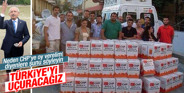 Kılıçdaroğlu'ndan neden CHP'ye oy verelim diyenlere cevap