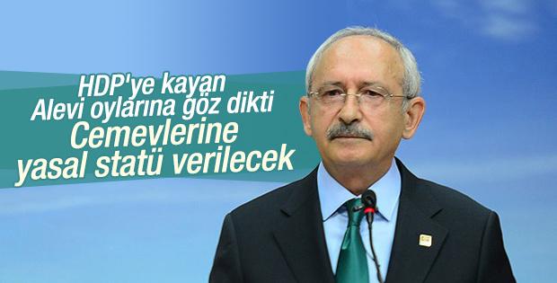 CHP Cemevleri için yasal statü vaat etti