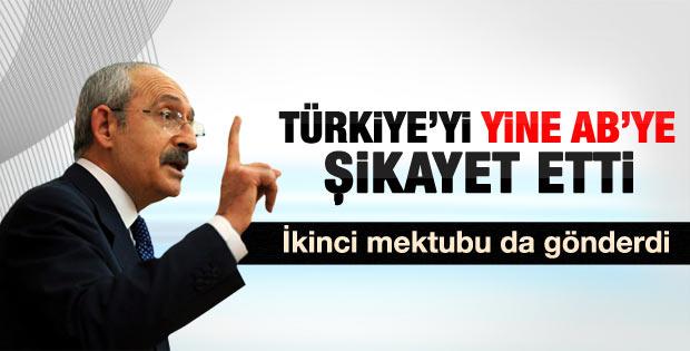 Kılıçdaroğlu Rutte'ye de mektup gönderdi