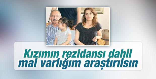 Kılıçdaroğlu kendisi ile ilgili Meclis araştırması istedi