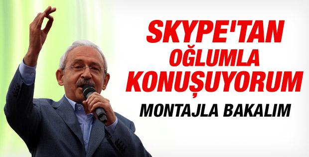 CHP Lideri Kılıçdaroğlu'nun Kozan mitingi konuşması İZLE