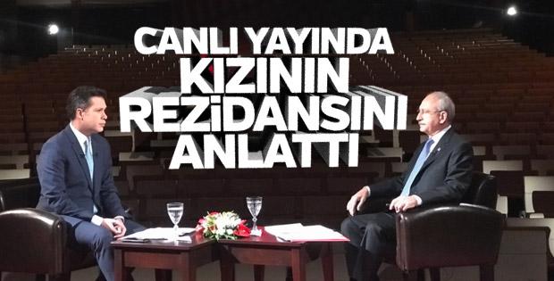 Kemal Kılıçdaroğlu'na kızının rezidanstaki dairesi soruldu