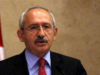 Kılıçdaroğlu'dan Başbakan Erdoğan'a Sarıyer yanıtı