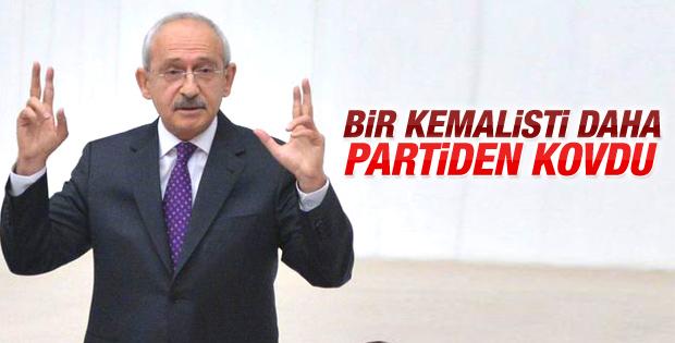 Süheyl Batum CHP'den ihraç edildi İZLE