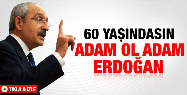 Kılıçdaroğlu CHP'nin grup toplantısında konuştu - izle