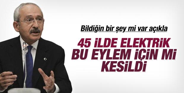 Kemal Kılıçdaroğlu'ndan rehine iddiası