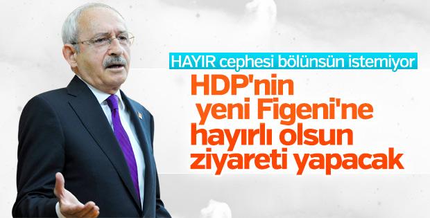 Kılıçdaroğlu, HDP Eş Genel Başkanı ile görüşecek