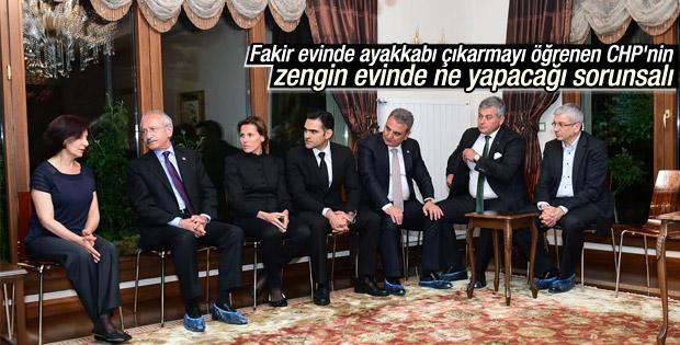 Kılıçdaroğlu Ali Demir'in ailesini ziyaret etti