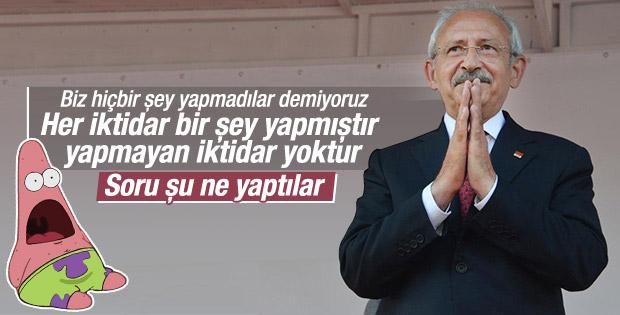Kemal Kılıçdaroğlu'ndan tuhaf açıklama