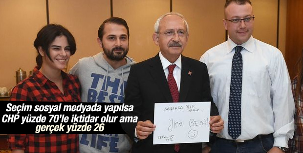 Kılıçdaroğlu Ekşi Sözlük'te soruları yanıtladı