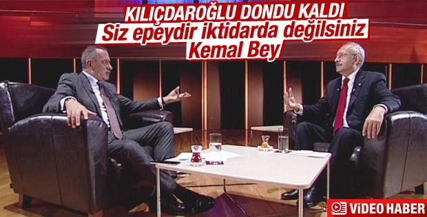 Altaylı'dan Kılıçdaroğlu'na: Epeydir iktidarda değilsiniz