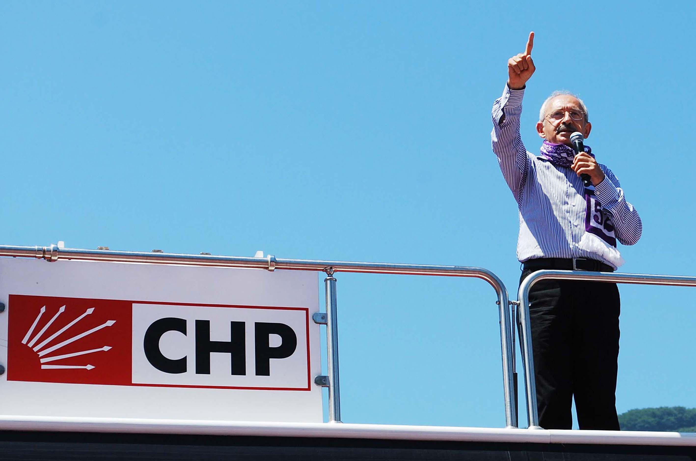 CHP Lideri Kılıçdaroğlu seçime kadar 49 miting yapacak