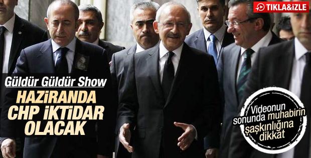 Kemal Kılıçdaroğlu: CHP haziran ayında iktidar olacak
