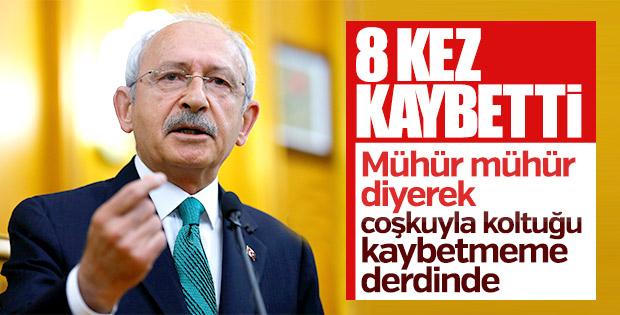 Kılıçdaroğlu: Bu seçim mühürsüzdür