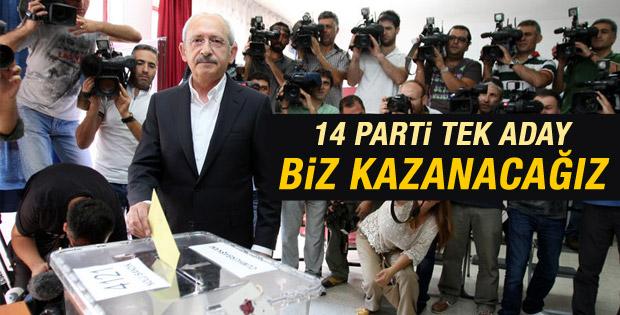Kemal Kılıçdaroğlu oyunu kullandı İZLE