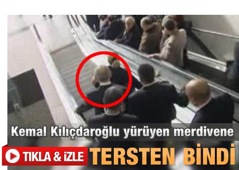 Kılıçdaroğlu'nun zor anları - izle