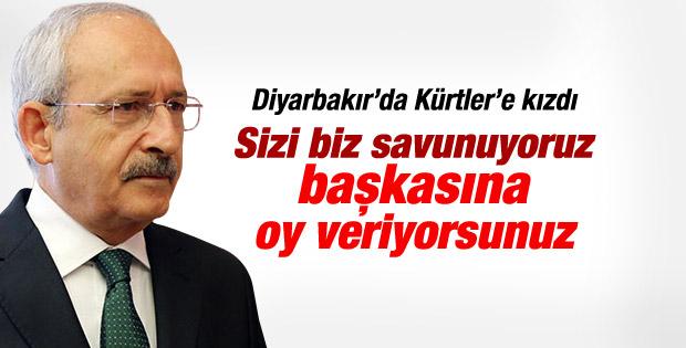 Kılıçdaroğlu'ndan Kürtler'e ilginç çıkış