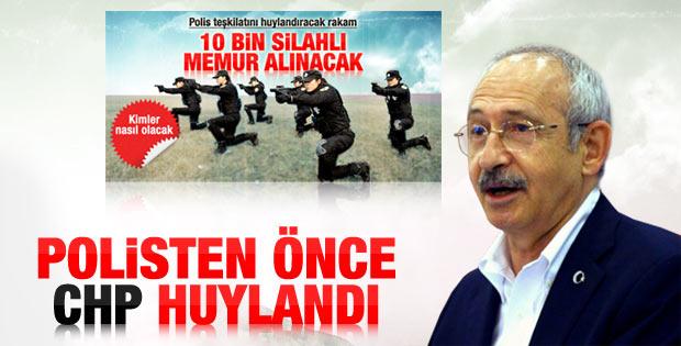 Kılıçdaroğlu'ndan özel koruma memurları eleştirisi