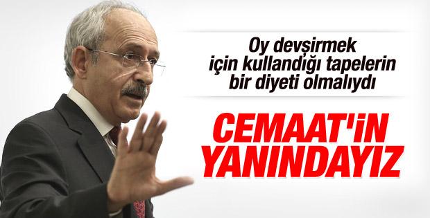 Kılıçdaroğlu'ndan Paralel Yapı operasyonu yorumu İZLE