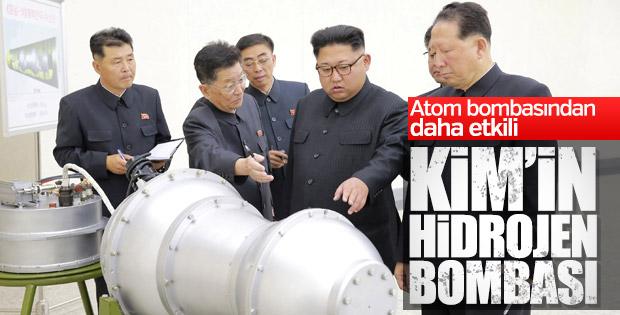 Kuzey Kore: Hidrojen bombası geliştirdik