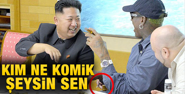Kuzey Kore lideri Kim Jong rezil oldu