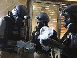 ABD: Suriye kimyasalların hepsini taşımadı