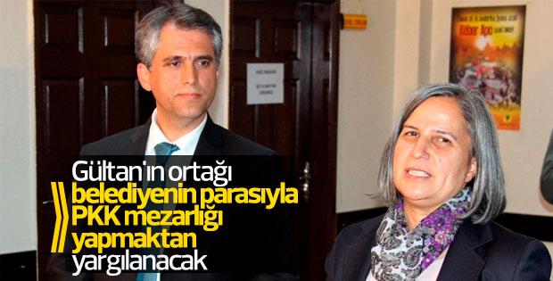 PKK mezarlığı yaptıran HDP'li Fırat Anlı yargılanacak