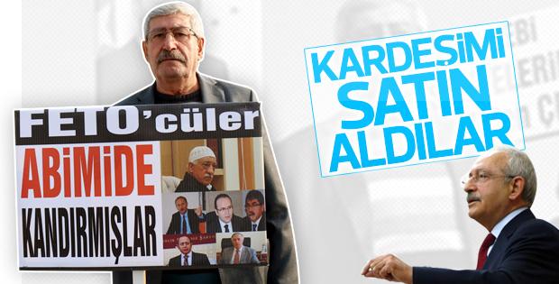 Kılıçdaroğlu'na kardeşi soruldu