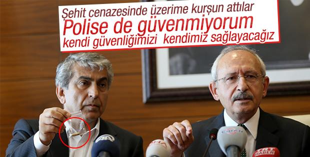 Kılıçdaroğlu'ndan şehit cenazesindeki tepkiye ilk yorum