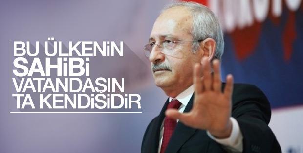 Kılıçdaroğlu'ndan 29 Ekim mesajı