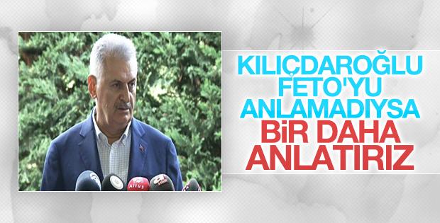 Yıldırım'dan Kılıçdaroğlu'nun eleştirilerine yanıt