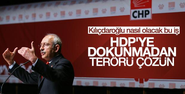 Kılıçdaroğlu HDP'ye yapılan operasyona karşı