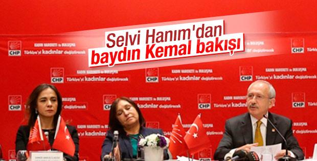Kılıçdaroğlu kadın örgütleriyle bir araya geldi