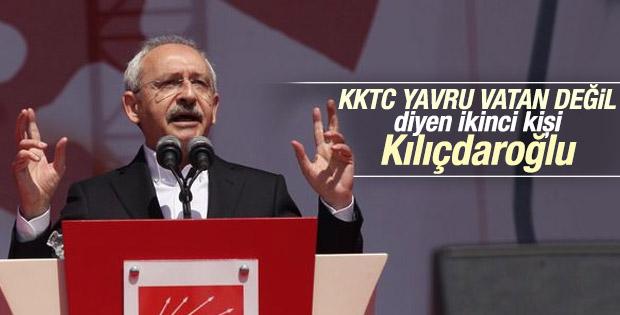 Kemal Kılıçdaroğlu KKTC ile ilgili konuştu