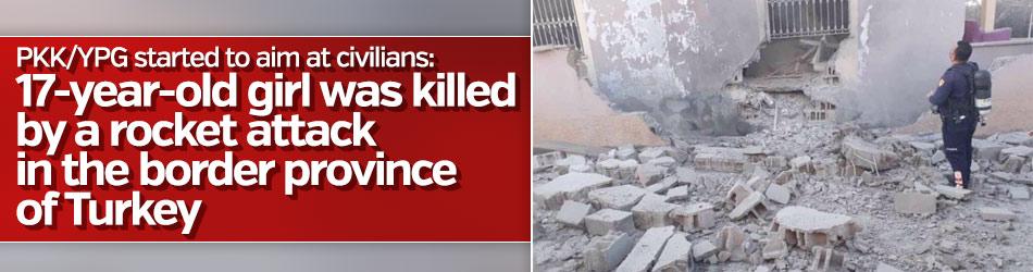 PKK/YPG starts to aim at civilians