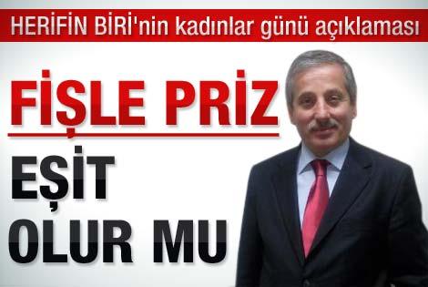 KOBİDER Başkanı'ndan tepki çeken 8 Mart mesajı