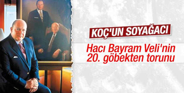 Murat Bardakçı'dan Koç ailesi yazısı