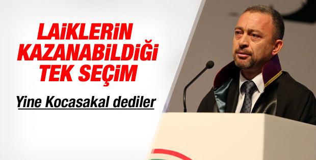 İstanbul Barosu Başkanı Ümit Kocasakal oldu
