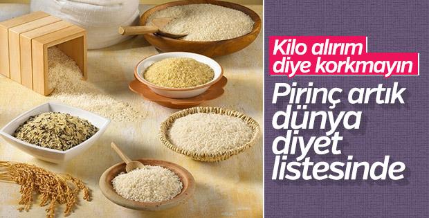 Pirinç hücreleri yeniliyor