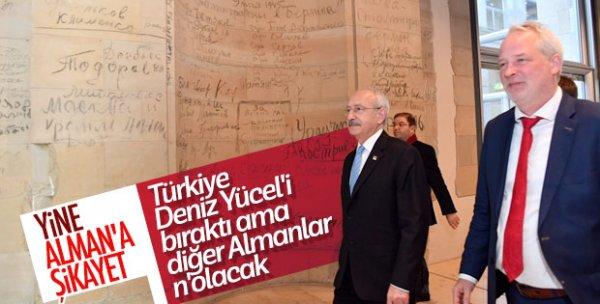 MHP lideri Devlet Bahçeli'den Kılıçdaroğluna Almanya tepkisi