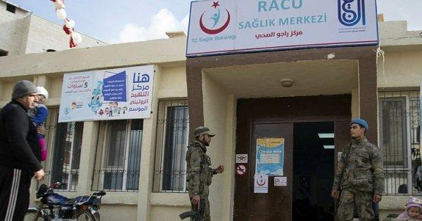 Sağlık Bakanlığı Racu'da sağlık merkezi açtı
