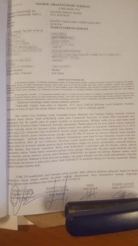 İstanbul'da bir savcı lokantayı basıp 250 bin lira istedi