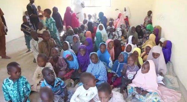 Türklerin yaptırdığı okul, Nijeryalıları duygulandırdı