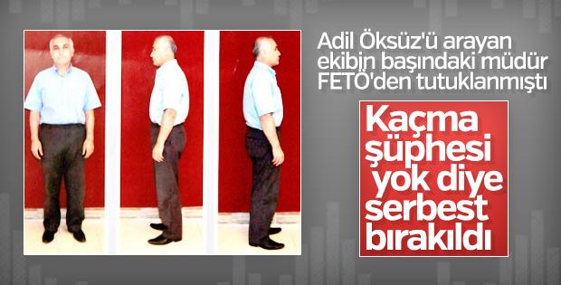 Ercan Özoğluöz hakkında tahliye kararı