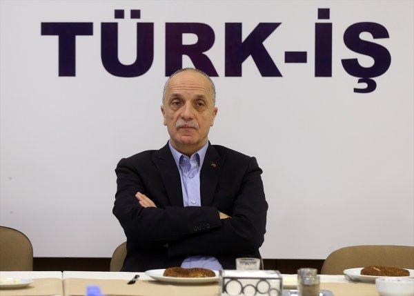 Türk-İş Genel Başkanı Ergün Atalay'dan küstah sözler